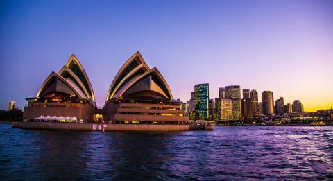 悉尼歌劇院(Sydney Opera House)