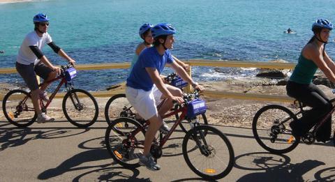 悉尼,曼利單車之旅公司(Manly Bike Tours)
