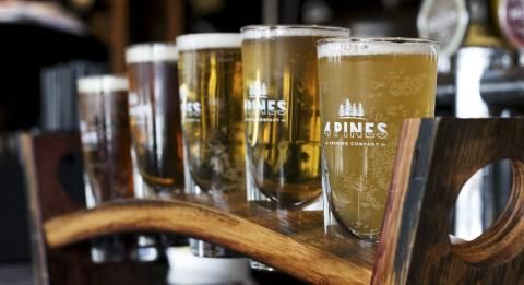 4 Pines Brewing Company 啤酒廠