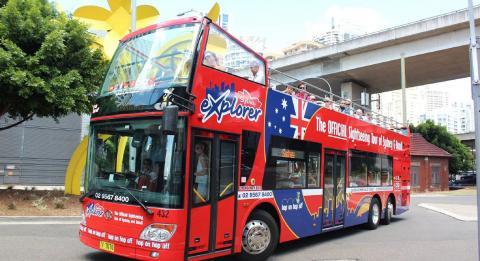 悉尼觀光巴士(Sydney Explorer)
