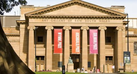 新南威爾士美術館