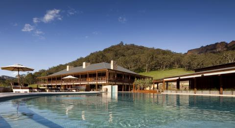 藍山沃爾根谷度假水療中心(Wolgan Valley Resort and Spa)