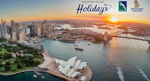 悉尼海港(Sydney Harbour)