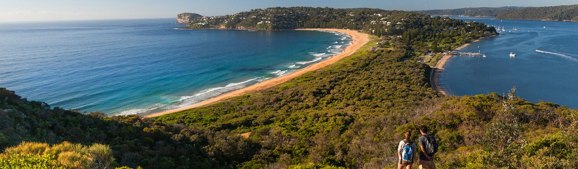 棕櫚海灘(Palm Beach)巴倫喬燈塔步徑(Barrenjoey Lighthouse Track)