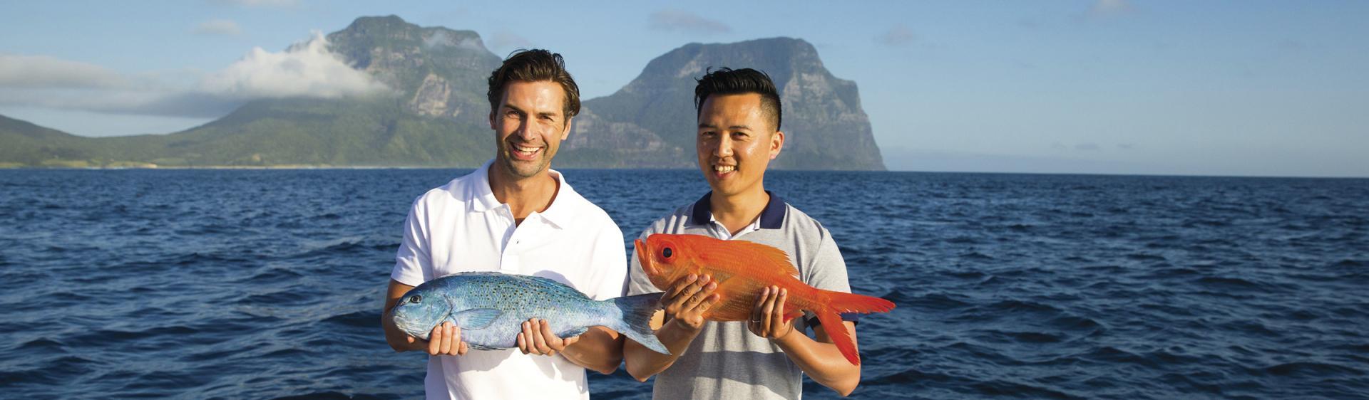 深海釣魚,豪勳爵島(Lord Howe Island)