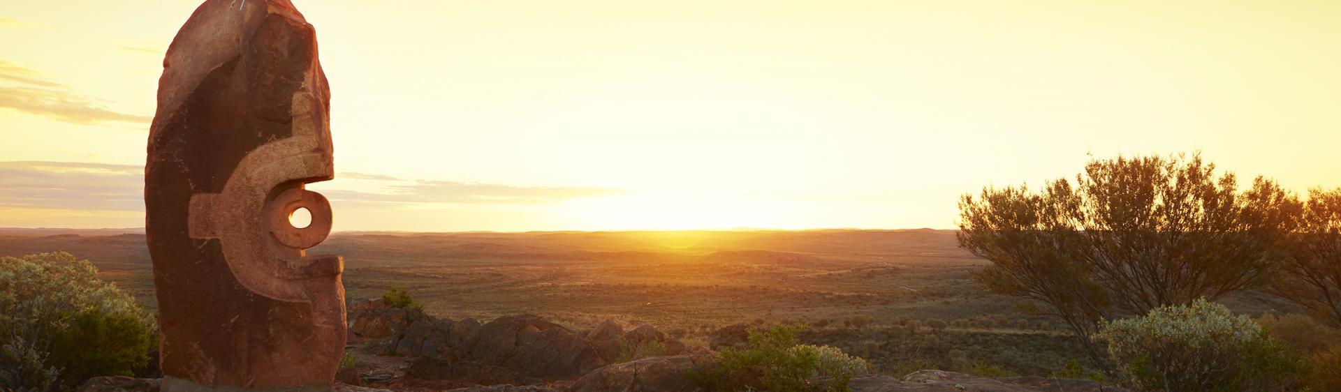 內陸布羅肯山 (Broken Hill)