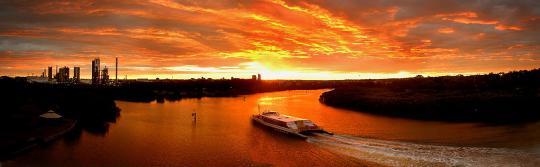 帕拉瑪塔(Parramatta)Rivercat 渡輪
