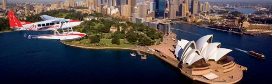 悉尼水上飛機公司(Sydney Seaplanes)