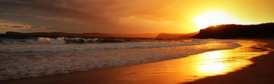 波第國家公園(Bouddi National Park),普蒂海灘(Putty Beach)