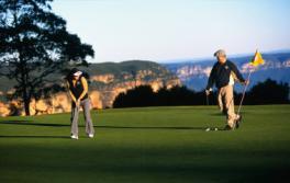蘿拉(Leura),蘿拉高爾夫球場(Leura Golf Course)