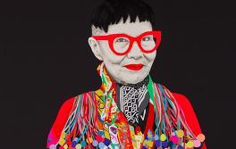 悉尼阿奇博爾德大獎(Archibald Prize)得主 Jenny Kee 的肖像