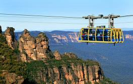 Scenic World, Blue Mountains