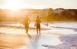 悉尼邦迪海灘