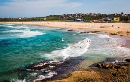 悉尼馬魯巴海灘(Maroubra Beach)