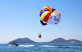 滑翔傘,史蒂芬斯港(Port Stephens)
