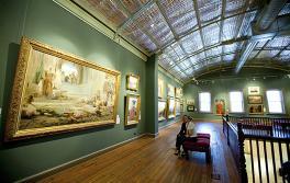 布羅肯山(Broken Hill)地區藝術館
